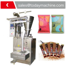 Automatic Coffee Nut Salt Sugar Powder Sachet Pouch Filling Packaging Packing Machine