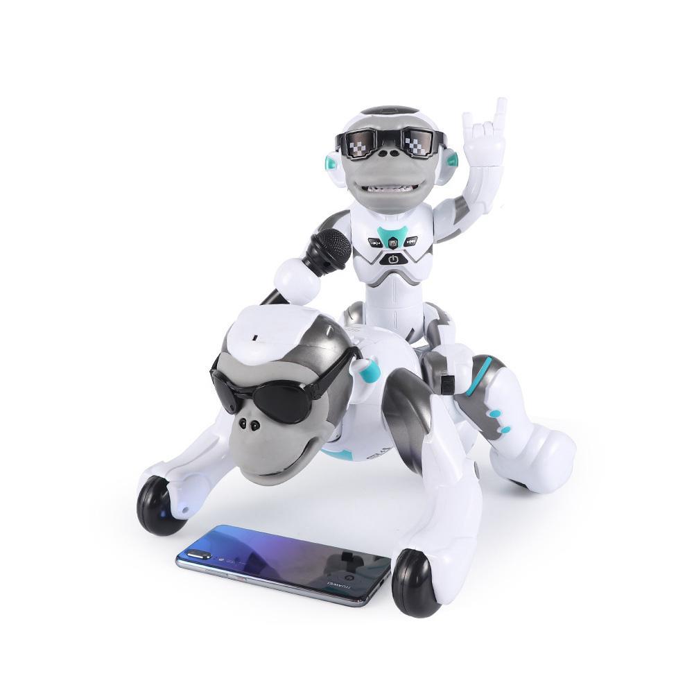 LeadingStar Orangutan Design RC Robot Intelligent Remote Control Smart Robot Toys LeadingStar Orangutan Design RC Robot Intelligent Remote Control Smart Robot Toys
