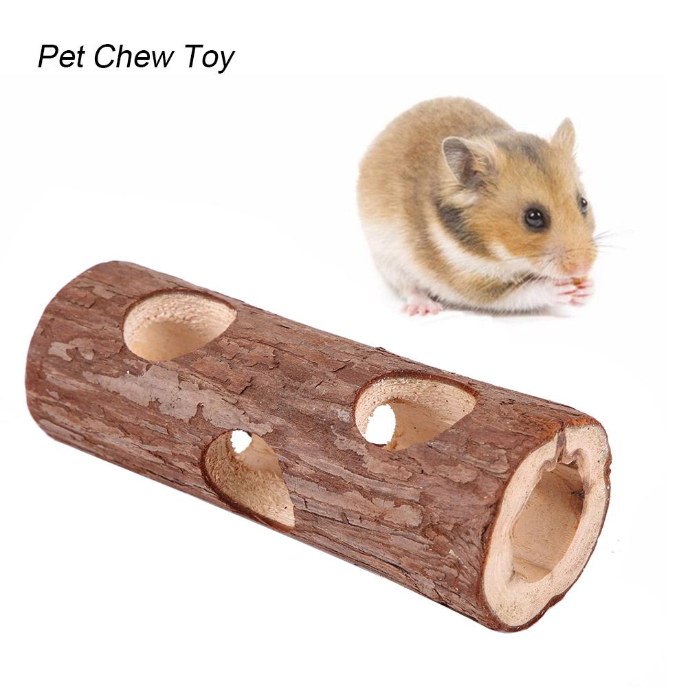 Animal Tunnel Exercise Soft Tube Pet Toy for Rabbit Ferret Hamster Guinea Pig