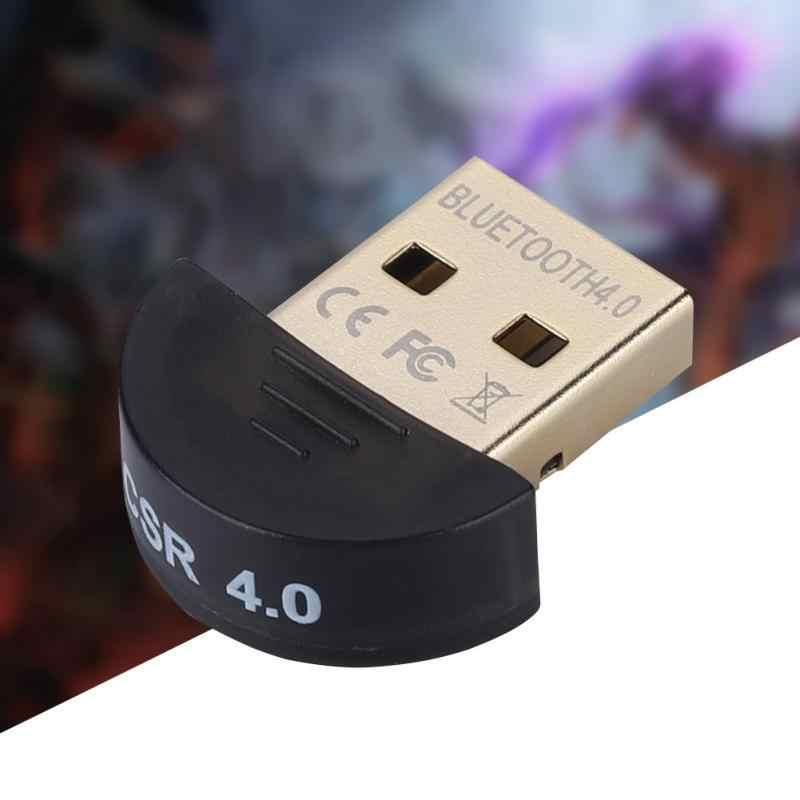 CSR8510 チップミニ Bluetooth レシーバー USB BT ワイヤレスドングル Pc コンピュータのキーボードマウス
