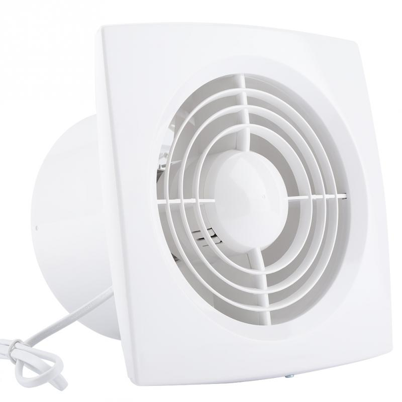 US $35.71 48% OFF|Household 220V Exhaust Fan Kitchen Bathroom Toilet Window  Wall Ventilation Exhaust Blower Air Cleaning Cooling Vent Fan-in Exhaust ...