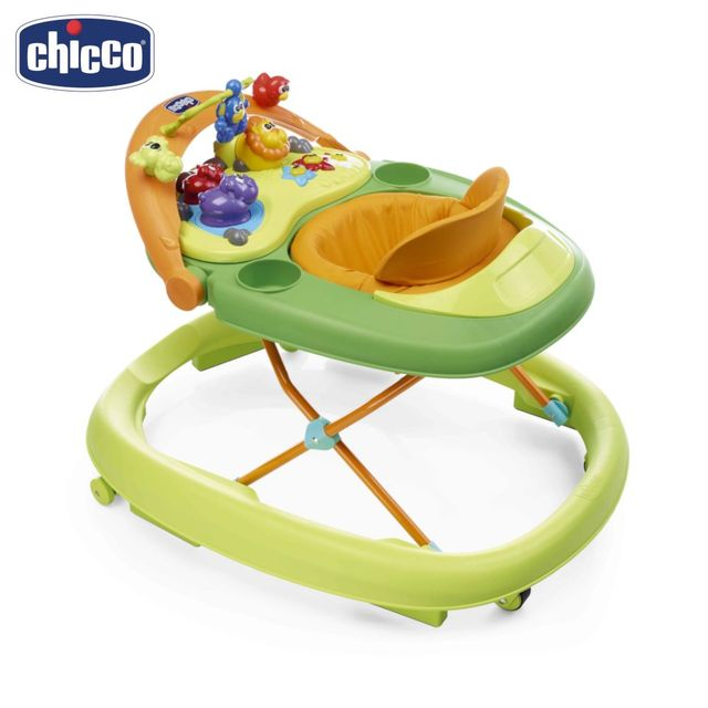 "Ходунки Chicco Walky Talky  + подарок Игрушка для ванной Chicco ""Кит"" 6м+"