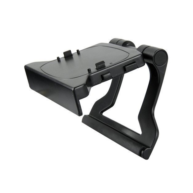Promotion! TV Stand Holder Clip Attachment Kinect Sensor Of Xbox 360