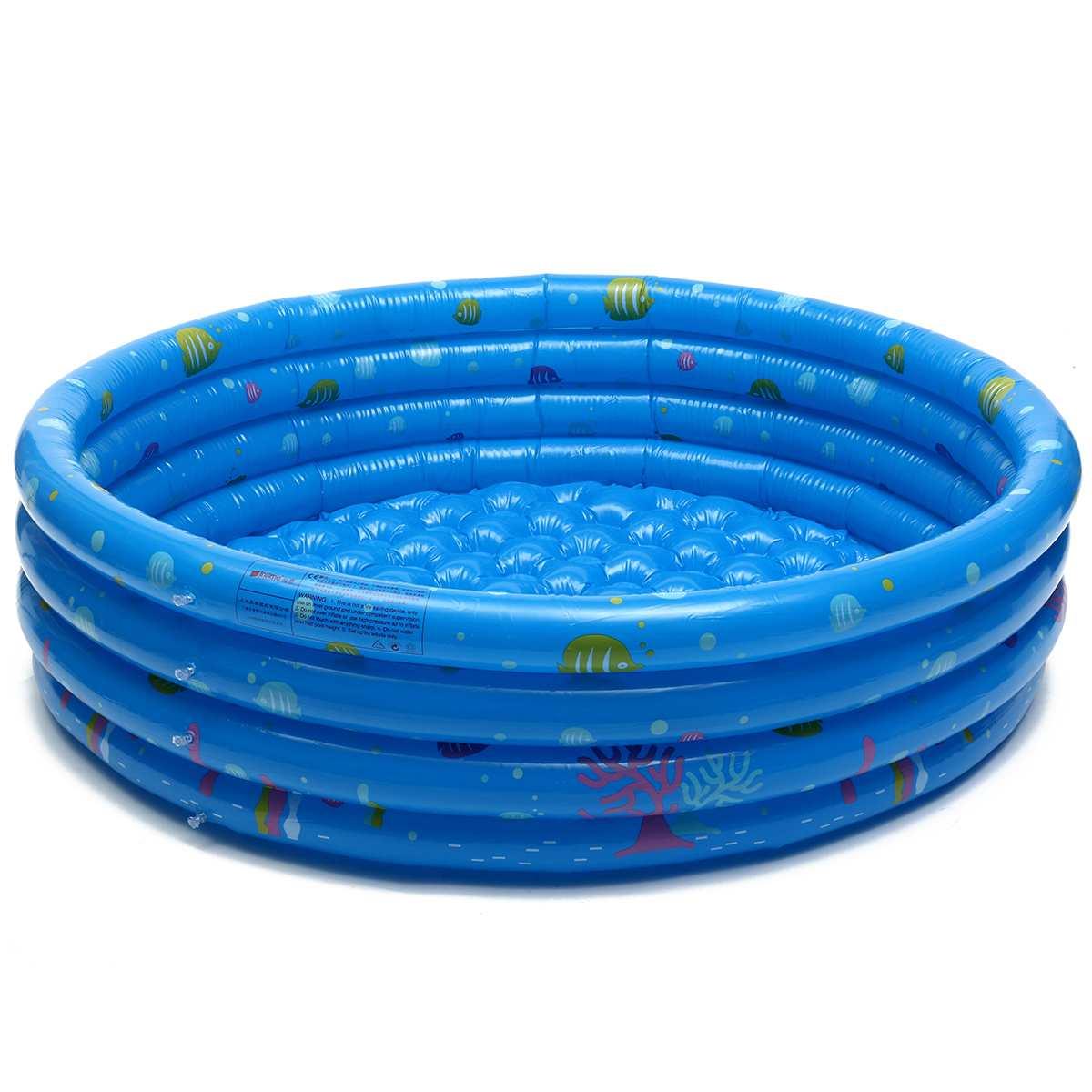 150 CM Gonflable Bébé Piscine Piscina Portable En Plein Air Enfants Bassin Baignoire enfants piscine bébé piscine d'eau - 5