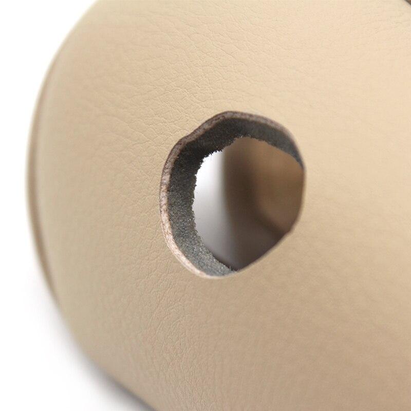 Microfiber Leather Interior Seat Armrest Handle Cover Decor Trim For Honda Odyssey 2004 2005 2006 2007 2008 2009 2010 2011 2012