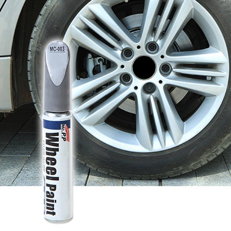Car Paint Scratch Zero Repair Pen Ink Pen Waterproof Pen Water Paint Brush Car Tire Floor Care