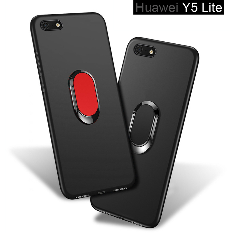 <font><b>Y5</b></font> Lite DRA-LX5 L02 L22 iSecret <font><b>Case</b></font> for <font><b>Huawei</b></font> <font><b>Y5</b></font> Lite <font><b>2018</b></font> <font><b>Case</b></font> luxury 5.45 Soft Black silicone Funda for <font><b>Huawei</b></font> <font><b>Y5</b></font> Lite Cover image