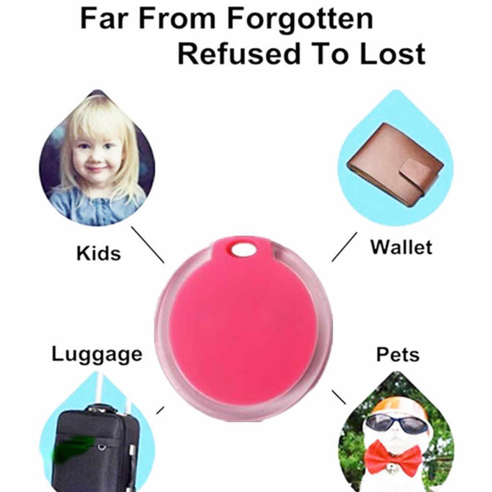 สัตว์เลี้ยง Anti Lost Tracker Smart Finder Portrait bluetooth 4.0 Mini Pet Finder GPS Locator Tracer สำหรับแมวสุนัขเด็ก
