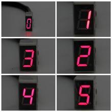 Универсальный светодиодный цифровой индикатор переключения передач для мотоцикла, датчик рычага переключения передач, высокое качество, автомобильные аксессуары, инструменты, акция
