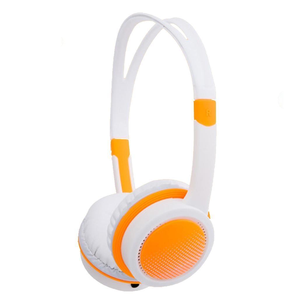 Kids 20 Music 2m Cartoon portable Headset 1 General Unisex Wired 20KHz Casual Foldable Headband Adult Hifi for Earphone