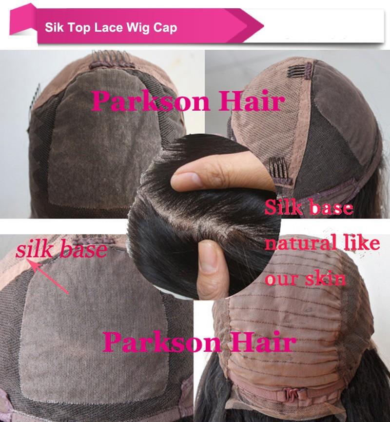 silk top cap