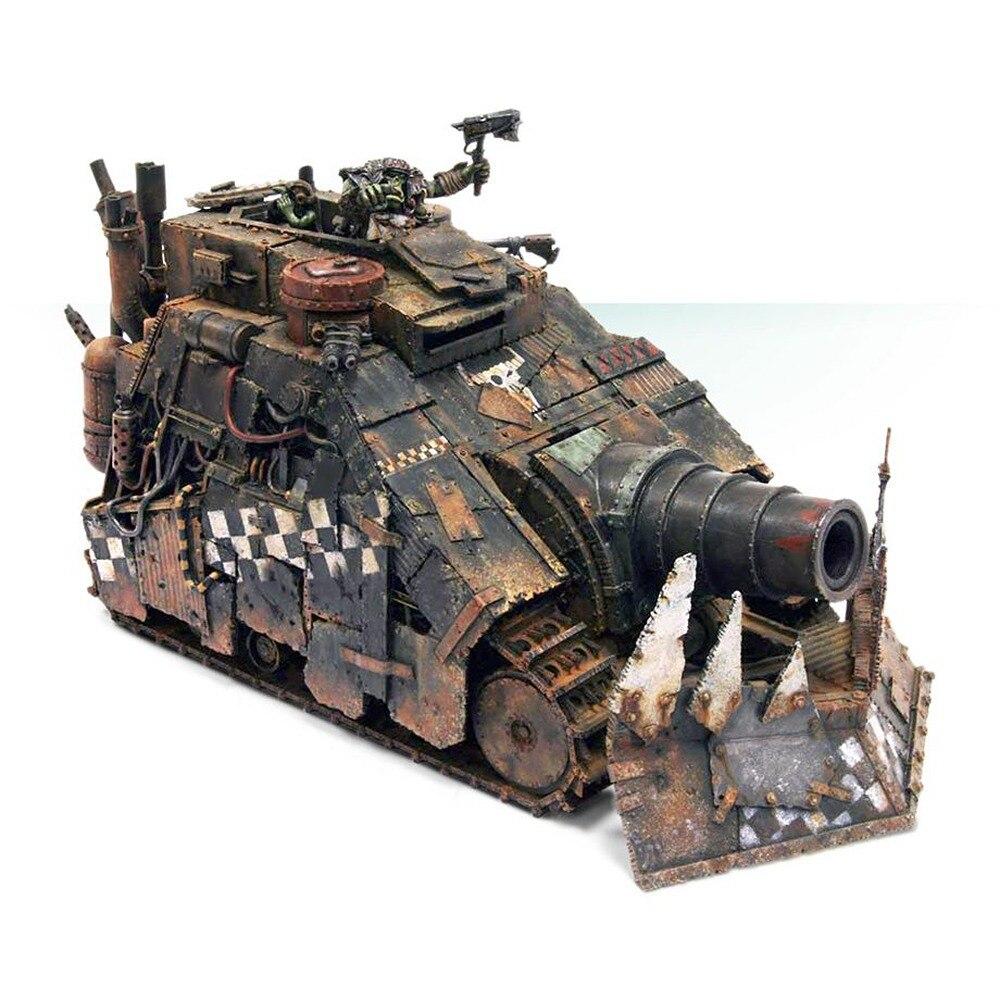 Ork Kill Bursta/キル Blasta タンク  グループ上の おもちゃ & ホビー からの モデル構築キット の中 1