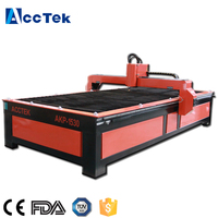 China Machine Plasma Cutting Machine 1325/1530 CNC Machine Plasma Cutter for