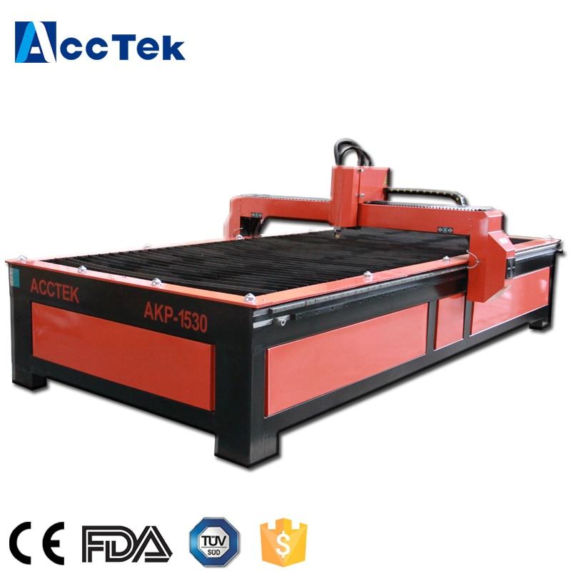 Chiny maszyna maszyna do cięcia plazmowego 1325/1530 CNC maszyna do cięcia plazmowego dla