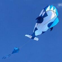 Воздушные Змеи 3D воздушный змей огромный безрамный мягкий параплан гигантский КИТ Летающий воздушный змей наружные игрушки