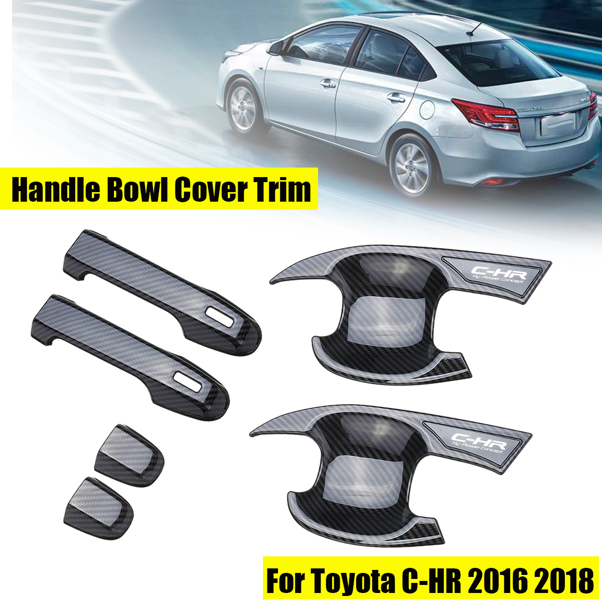 Front Right Exterior Outside External Door handle for 2000-2004 Toyota Avalon