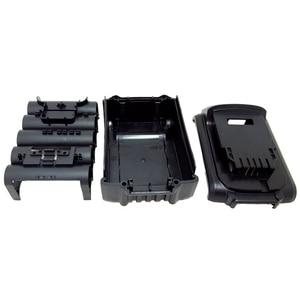 Для Dewalt 18V 20V батарея Замена пластиковый чехол 3.0Ah 4.0Ah DCB182, DCB201,DCB203,DCB204,DCB200 литий-ионный аккумулятор крышка части