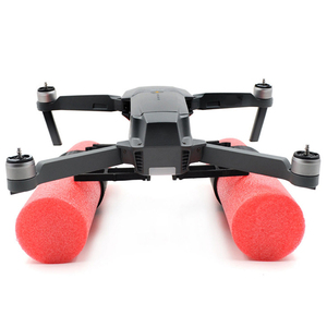 Image 2 - Lightweight Landing Gear Buoyancy Stick Protector Landing Gear With Floating For Mavic Pro Combo Platinum Drone Parts