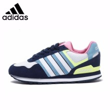 Adidas Official New Arrival NEO Label 10K W Women's Skateboarding Shoes Comfortable Outdoor Sneakers B74716 недорого