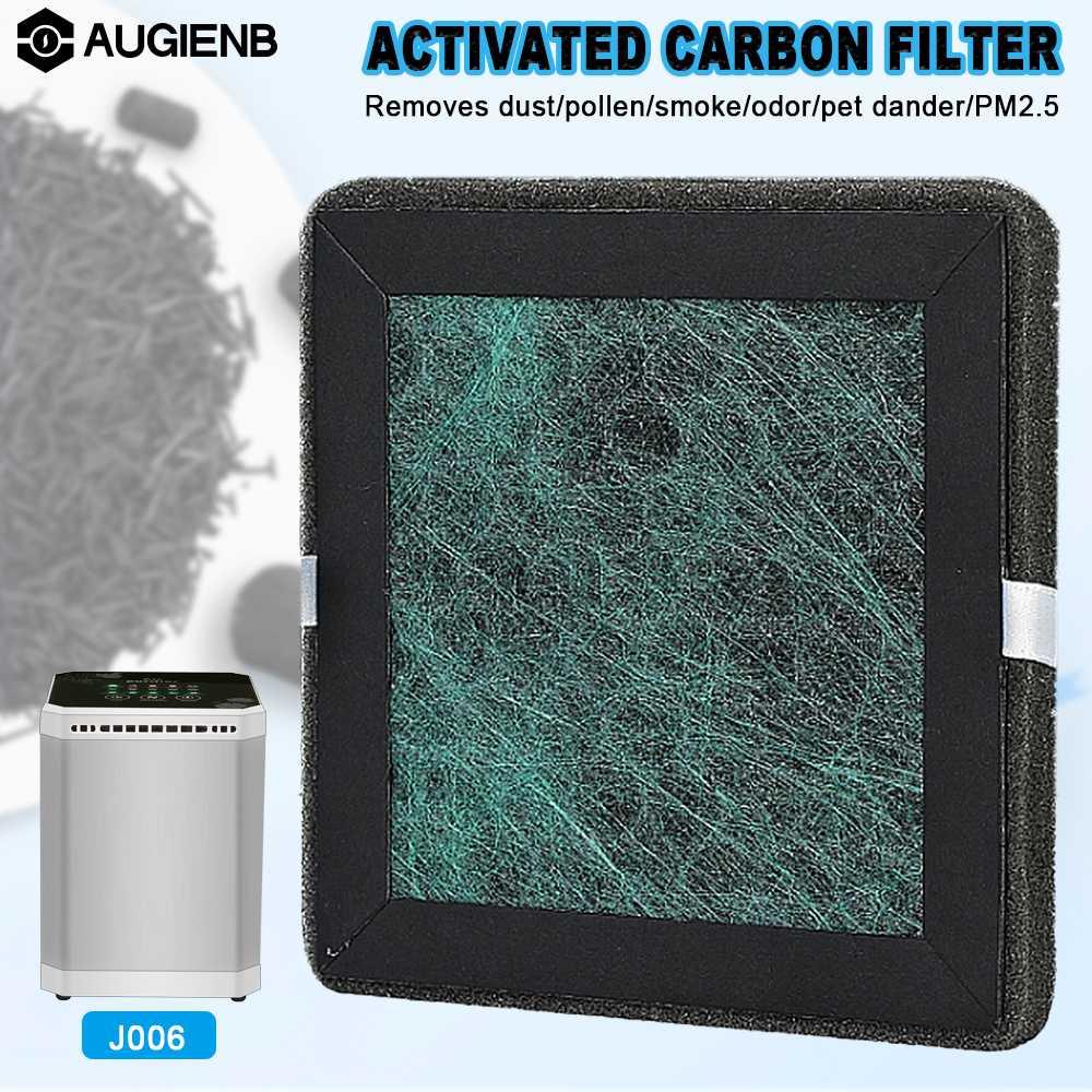 Ионизатор для очистки воздуха фильтр негативный ионизатор синхронизации тихий активированный уголь Воздушный фильтр для офис удалить