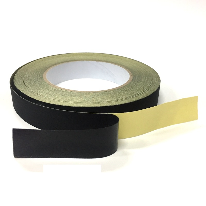 Black Adhesive Insulate Acetate Cloth Tape Sticky for Laptop PC Fan Monitor Screen Motor Wire Wrap 30M Insulated Rubber Tape(China)