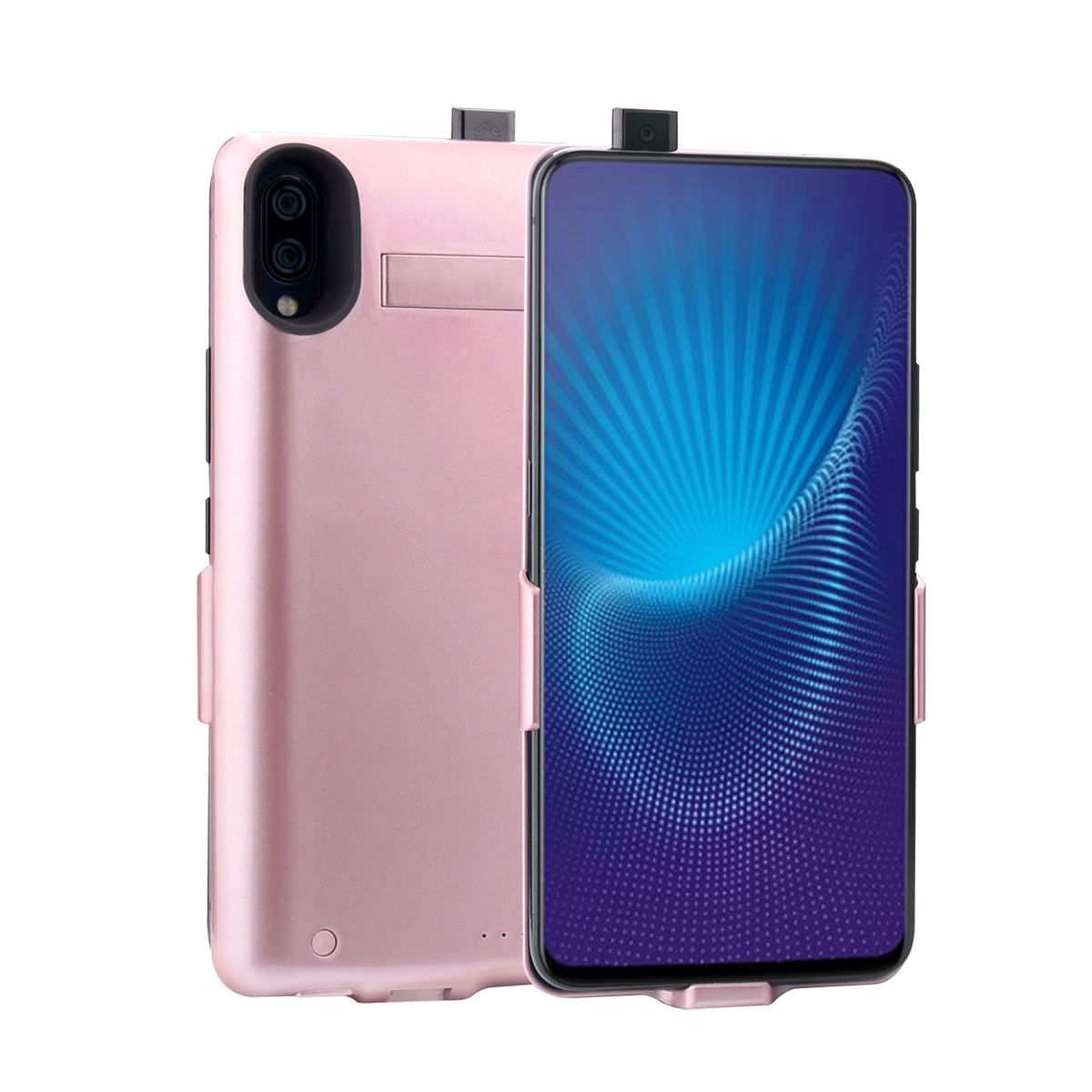 CASEWIN Battery Charger Case For Vivo NEX 8000mAh Power Bank Charging Case Ultra Thin Powerbank Charger Case for Vivo NEX case