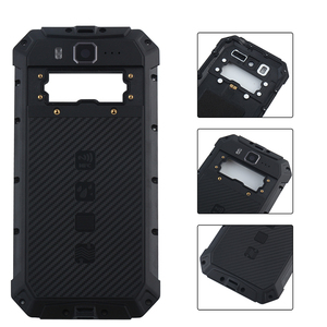 Image 2 - ocolor For Ulefone Armor 3 Battery Cover Hard Bateria Protective Back Cover Replacement For Ulefone Armor 3T Phone Battery Case