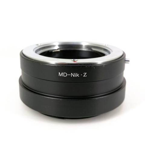 Montagem de Lente Adaptador para Minolta Corpo da Câmera Anel Lente Md-z & Nikon z7 z6 z Adaptador Md-nz md mc