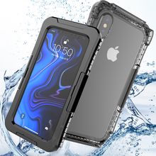 For iPhone X Xs Max XR Case 360 Degree Protection Shockproof Cover for iPhone 5 SE 5S 6 6S 7 8 Waterproof Fundas for 7 8 plus цена и фото