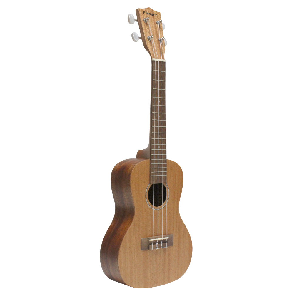 Flanger 23 inch FU-70C Soprano Ukulele Uke Hawaii Acoustic Guitar 4 Strings Musical Instrument with Storage Bag Beginners GiftFlanger 23 inch FU-70C Soprano Ukulele Uke Hawaii Acoustic Guitar 4 Strings Musical Instrument with Storage Bag Beginners Gift