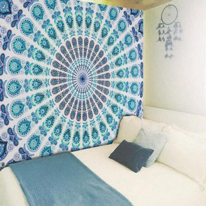 Mandala Wall Tapestries 6