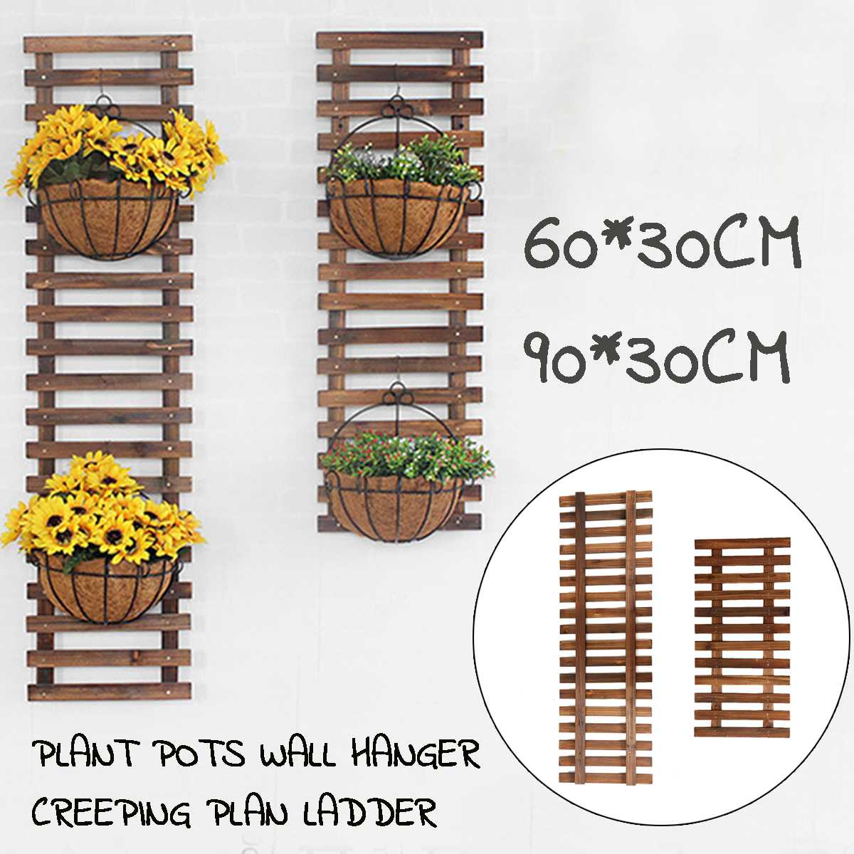 Tools Construction Tools 60cm Flower Plants Clematis Climbing Rack Support Shelf House Plant Growth Scaffold Ladder Building Garden Tool
