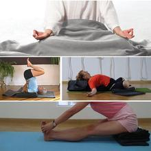 New Comfortable Soft Fitness Blanket Thickened Antibacterial Sweat Absorbent Super Non-Slip Yoga Accessories