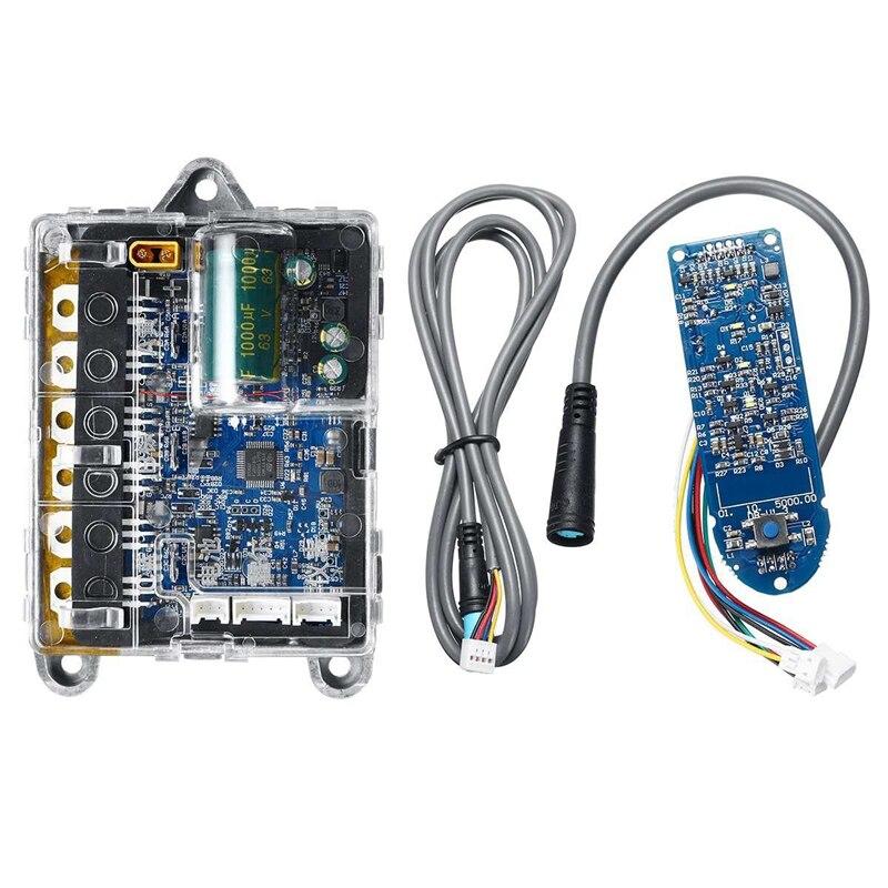 Pour Xiaomi M365 Scooter planche à roulettes électrique tableau de bord Bluetooth Bt Instrument carte mère contrôleur pour Ninebot