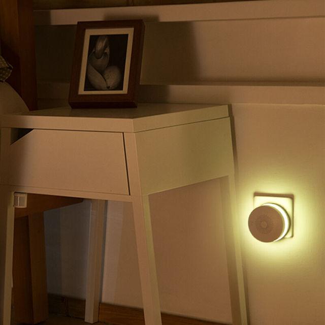 Multifunctional Round White Light