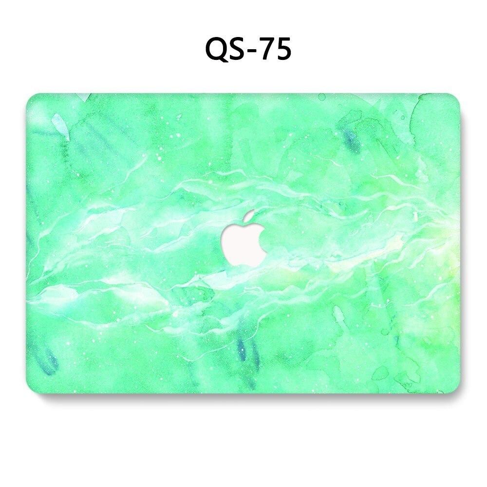 Image 2 - Для ноутбука MacBook Чехол для ноутбука сумка для MacBook Air Pro retina 11 12 13,3 15,4 дюймов с защитой экрана крышка клавиатуры-in Сумки и чехлы для ноутбука from Компьютер и офис