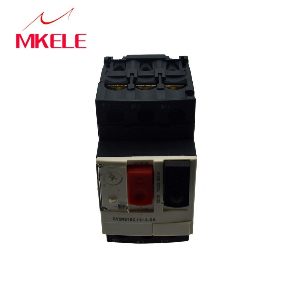 Electric motor contactor GV2-ME10 4-6.3A motor protector circuit breaker motor starter circuit breaker with the lowest priceElectric motor contactor GV2-ME10 4-6.3A motor protector circuit breaker motor starter circuit breaker with the lowest price