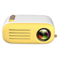 YG200 Portable LCD Projector Home Theater 500 600 Lumens 1920 X 1080P Proyector 30000 Hours Lamp Life For Home Cinema