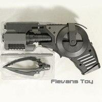 Batman Grapnel Gun Prop Replica Arkham Origins Grapple Hook Launcher PVC Action Figure Collectible Model Toy