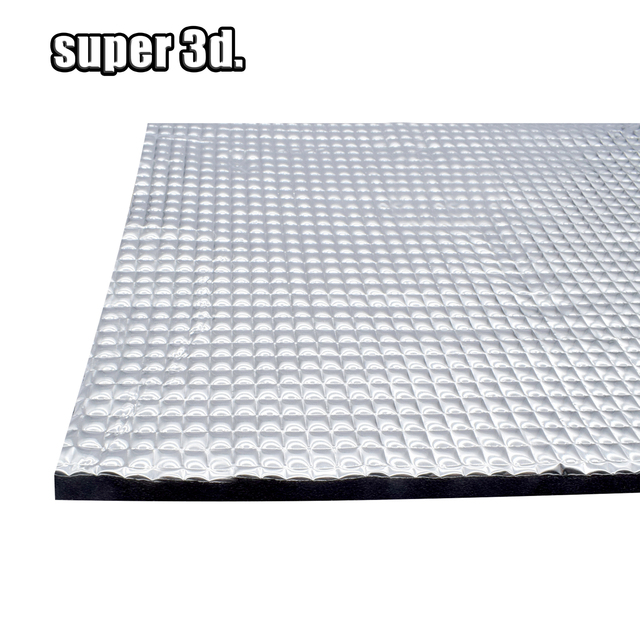 Accesorio de impresora 3D cama térmica de aislamiento de algodón alfombra de aislamiento térmico para almohadilla de aluminio de cama térmica