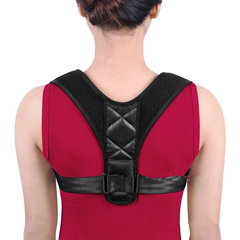 BodyWellness Posture Corrector Clavicle Back Shoulder Lumbar Brace Support Belt Posture Correction Prevents Corset For SpineBodyWellness Posture Corrector Clavicle Back Shoulder Lumbar Brace Support Belt Posture Correction Prevents Corset For Spine
