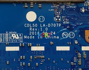 Image 5 - Per HP Notebook 15 ay124TX 15 AY Serie 903787 001 903787 601 w i7 7500U CPU R7M1 70/2 GB CDL50 LA D707P Della Scheda Madre Testato