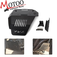 Motorcycle Accessories Skid Plate Engine Guard Chassis Protection Cover For Benelli TRK502 TRK520X Jinpeng TRK 502 502X