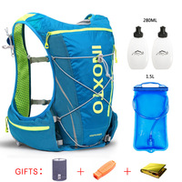 8L Running Hydration Vest Backpack Men Women Bicycle Outdoor Sport Bags Trail Marathon Cycling Hiking Backpack Running Bag
