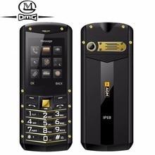 AGM M2 러시아어 키보드 전화 IP68 방수 Shockproof 휴대 전화 듀얼 SIM FM 손전등 1970mAh 휴대 전화