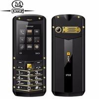 AGM M2 Russian keyboard phone IP68 Waterproof Shockproof cell phones Dual SIM FM flashlight 1970mAh mobile phone