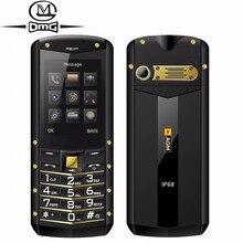 AGM M2 rosyjska klawiatura telefon IP68 wodoodporne, odporne na wstrząsy telefony komórkowe Dual SIM FM latarka 1970mAh telefon komórkowy