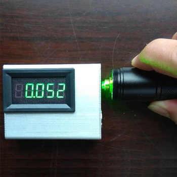 Rechargeable Mini 0-10W Laser Power Meter Pocket Cute Multiwavelength 10W Laser Power Meter