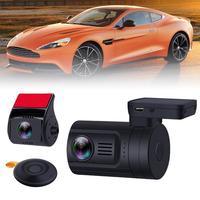 Новый Автомобильный видеорегистратор для вождения с двойной камерой, Автомобильный видеорегистратор 1080 P WDR, Full HD, TFT экран, автомобильная ка