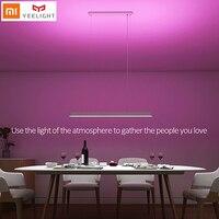 Yeelight xiaomi new LED dining lamp pendant light Meteorite smart Dinner room Restaurant Remote Control for phone mi mijia APP